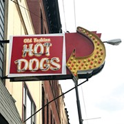 Nearly 90 Years of Cased Meat Joy at Old Fashion Hot Dogs