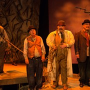 A Master Class in Acting in 'Waiting for Godot' at the Beck Center Is the Perfect Distraction From Real Life
