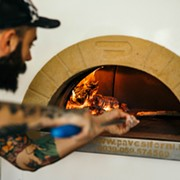 Harlow's Now Serving Up Wood-Fired Pizza in Lakewood