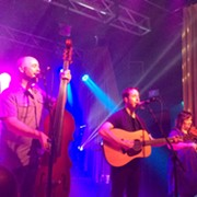 Yonder Mountain String Band Jams to the Psychedelic Baby Balloons at Beachland Ballroom