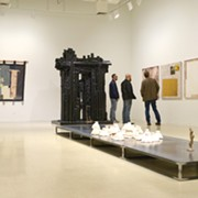 University of Akron Alumnis' Work at Emily Davis Gallery Shows the Real Importance of Art