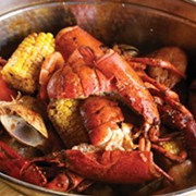 Sit Back and Make a Delicious Mess at Seafood Shake in Cleveland Heights
