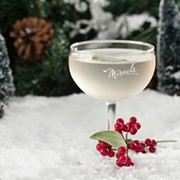Miracle Pop-Up Bar Brings Christmas Cocktails to Cleveland