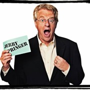 Jerry Springer Will Not Run for Ohio Governor