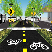 NOACA Announces Multi-million Dollar Funding for Dedicated Bike Projects in Ohio City, Downtown