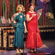 Get Your Biennial Santa Stiffy With the Loush Sisters at Cleveland Pubic, Er, Public Theatre
