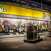 Rock Hall Adds New Instruments and Artifacts to Its Beatles Exhibit