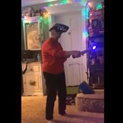 Please Enjoy This Ohio Grandmother's Lightsaber Skills