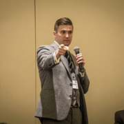 Lawyer for Richard Spencer Threatens Lawsuit if Kent State Doesn't Allow the White Nationalist to Speak on Campus
