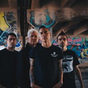 Anti-Flag Singer Talks About the Band's Anti-Trump Tour