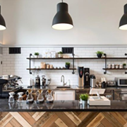 Architectural Digest is Obsessed with Heartwood Coffee Roastery in Hudson