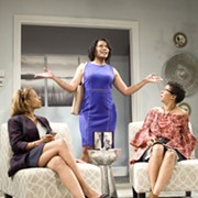Three Single Friends of a Certain Age Seek Younger Men in 'Sassy Mamas' at Karamu House