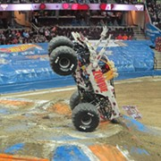 Monster Jam Coming to the Q This Weekend
