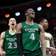 Cleveland State Offering Free Ride and Tickets to About 250 People for Tonight's Horizon League Championship Game
