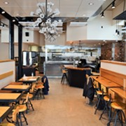 First Look: Landmark, Set to Open in Renovated Clifton Diner Spot in April, Will Bring 100% Scratch Made, All-Day Menu to Corner of West 117th