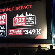 Rock Hall Touts Its Economic Impact at Press Conference