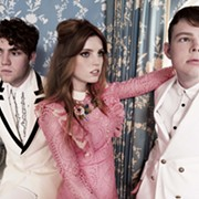 Echosmith Singer Sidney Sierota Talks About the Group's Forthcoming Album