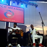 Annual Catch Meaning Music Fest to Take Place at the Rock Hall on May 27