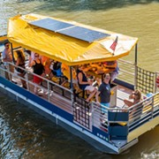 BrewBoat CLE Returns Just in Time for Memorial Day Weekend