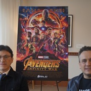 Cleveland's Own Anthony and Joe Russo Talk 'Avengers: Infinity War'