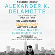 Several Cleveland Acts to Play Benefit Concert for Local Photographer and Videographer