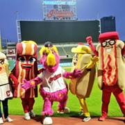 Cleveland Indians Introduce a New Hot Dog Racer, Bacon