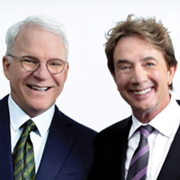 Steve Martin and Martin Short Coming to E.J. Thomas Hall in November