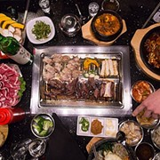 Rising Grill Korean BBQ Opens in Former Seoul Hot Pot Spot