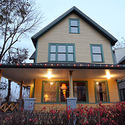 Christmas in July Comes to Tremont's 'A Christmas Story' House
