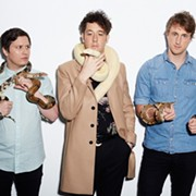 The Wombats Like the Challenge of Opening for Weezer and the Pixies