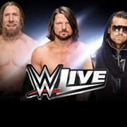 WWE Live Coming to Wolstein Center in September