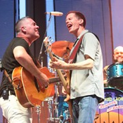 Barenaked Ladies Pepper Their Feel-Good Jacobs Pavilion at Nautica Concert With Cleveland References
