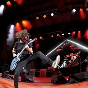 3af8772781f Dynamic Show at Blossom Demonstrates Why Foo Fighters Remain Rock  n  Roll  Heavyweights