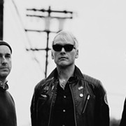 Alkaline Trio to Preview Songs From Its Forthcoming Album at the Agora