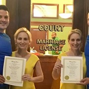 Twinsburg's Twins Days Festival Returns With Identical Twins' Wedding, Plus Parade and Fireworks