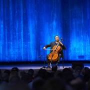 Yo-Yo Ma Plays Bach Unaccompanied, Lays Bare His Soul at Blossom