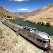 Cuyahoga Valley Scenic Railroad Just Bought Four Vintage California Zephyr Railcars