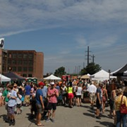 Cleveland Flea Expands to Shaker Heights Through October