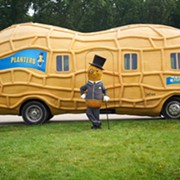 Hold On to Your Nuts! The Planters NUTmobile Comes to the Cleveland Area Wednesday