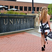 Pro-Gun Kent State Alumna Kaitlin Bennett Thwarted by Standard Protocol
