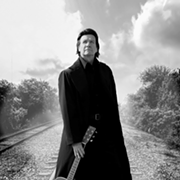 Terry Lee Goffee to Present his Johnny Cash Tribute at Next Month's Roots of American Music Benefit Concert