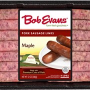 Bob Evans Farms is Recalling Almost 47,000 Pounds of Sausage Containing Hard Plastic