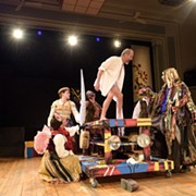 Don't Miss New World Performance Lab's Amusing and Engrossing Production of 'Don Quijote' in Akron