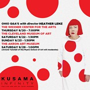 'Kusama — Infinity' Director to Appear at Cleveland Museum of Art This Weekend