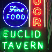 The Original Euclid Tavern Sign is Alive and Well at Jason Aldean's Bar in Nashville