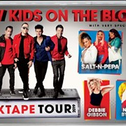 New Kids on the Block Will Bring Their MixTape Tour to the Q in May