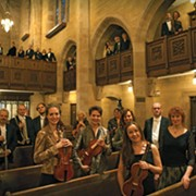 Apollo's Fire Kicks Off Its Season and the Rest of the Classical Music to Catch This Week in Cleveland