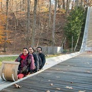 Toboggan Season in Strongsville Opens Nov. 23