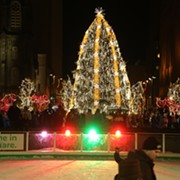 New Ohio Holiday Lights Trail Kicks Off This Season, With Multiple Cleveland Area Stops