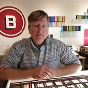Artist Spotlight: Bruce Buchanan on Stained Glass and Light